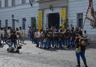 Honvédelem Napja - Budavár, 2018. május 21.