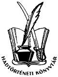 2018. november 19-én a Hadtörténeti Könyvtár zárva tart