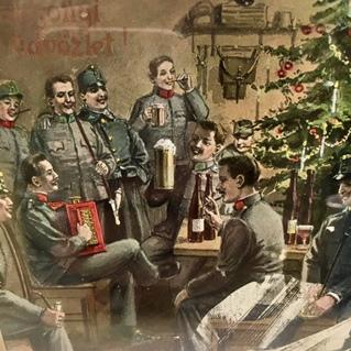 Karácsony a középpontban
